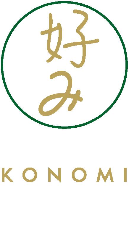 Restaurant Konomi – japans sushi restaurant haarlem Logo
